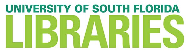 USF Libraries logo image in footer
